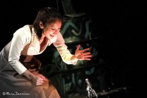 Les Pieds das l'eau, Maison de la Magie Robert-Houdin